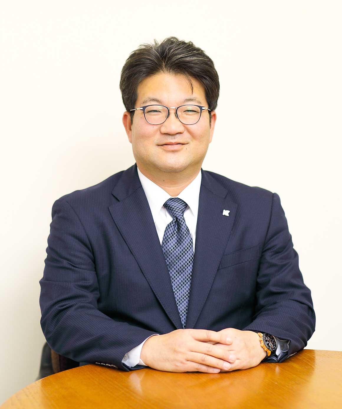 代表取締役 岸本 浩二